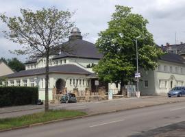 Im Ballhaus Neuhilbersdorf, apartment in Chemnitz