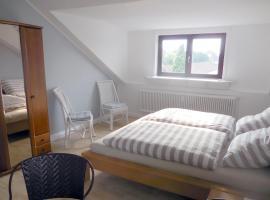Bremer Bio Bleibe, habitación en casa particular en Bremen