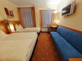 Evido Rooms, accessible hotel in Salzburg