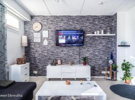 Amazing apartment in Oulu, hotel in Oulu