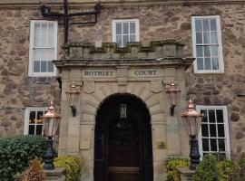 Rothley Court Hotel by Greene King Inns, hotel in Rothley