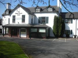 The White House Hotel, hotel near Telford International Centre, Telford
