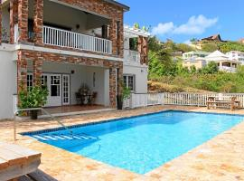 CosyNest, hotel a Basse Terre Town