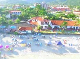 Hotel Porto do Eixo, hotel in Ubatuba