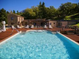 Casena Mongerrati, farm stay in Collesano