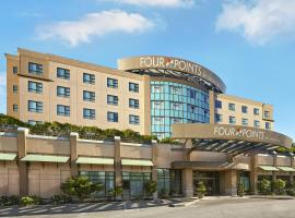 Four Points by Sheraton Vancouver Airport, hotel near Olympic Village Skytrain Station, Richmond
