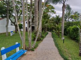 CONDOMÍNIO HOTEL RESORT PRAIAS BRANCAS SC., resort in Florianópolis