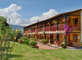 Hotel Spa Casa de Adobe, hotel in Villa de Leyva