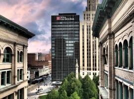 The Hilton Garden Inn Buffalo-Downtown, hotel in Buffalo