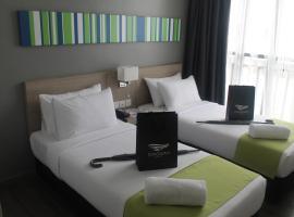 Singgah Kertih, hotel di Kertih