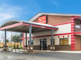 Econo Lodge Inn & Suites I-35 at Shawnee Mission, hotel in Overland Park
