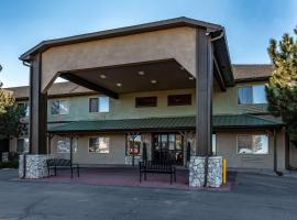 Quality Inn & Suites West, accessible hotel in Pueblo