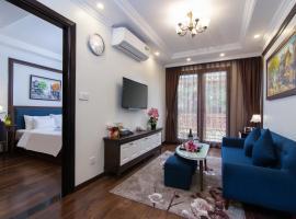 Hanoi Central Hotel & Residences, apartment in Hanoi