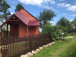 Krasnaya Izba, guest house in Baykalsk