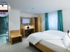 Hotel Vaduzerhof by b_smart, hotel en Vaduz