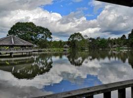 Balung River Eco Lodge, pet-friendly hotel in Tawau