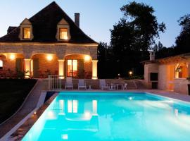 Hôtel Bon Encontre, hôtel à Sarlat-la-Canéda