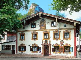 Dedlerhaus, B&B in Oberammergau