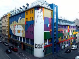 Hotel Kolping Wien Zentral, hotel near Vienna State Opera, Vienna