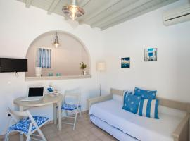 Gryparis' Club Apartments, pet-friendly hotel in Mýkonos City