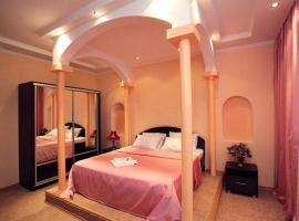 Гостиница Атаман, отель в Тольятти