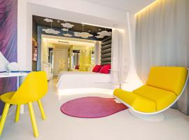 Five Flowers Hotel & Spa Formentera, hotel in Es Pujols
