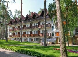 Ukraina Hotel, hotel in Cherkasy