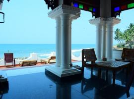 Palm Tree Heritage, accessible hotel in Varkala