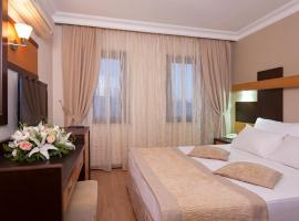 Kandelor Hotel, отель в городе Аланья