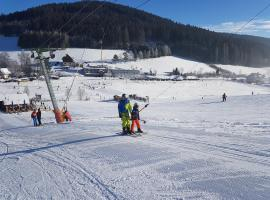 Ferienwohnung am Schneeberg, דירה בטיטיזי-נוישטאדט
