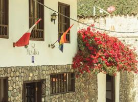 Hotel Munay Tika, pet-friendly hotel in Ollantaytambo