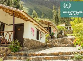 Ollantaytambo Village, pet-friendly hotel in Ollantaytambo