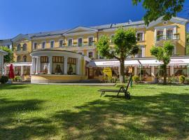 Belvedere Spa & Kurhotel, Hotel in Franzensbad
