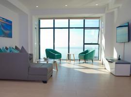 RESIDENCE TOURISTIQUE DU PORT, serviced apartment in Alger