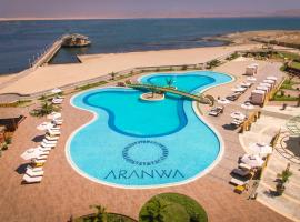 Aranwa Paracas Resort & Spa, hotel in Paracas