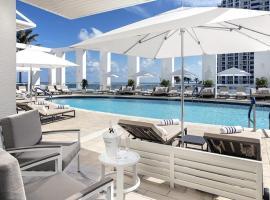 Conrad Fort Lauderdale Beach, beach hotel in Fort Lauderdale