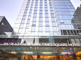 Riu Plaza New York Times Square, hotell sihtkohas New York