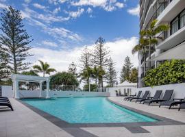 Mantra Coolangatta Beach, hotel near Gold Coast Airport - OOL,