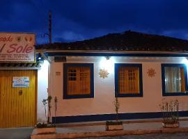 Pousada del Sole, hotel in Angra dos Reis