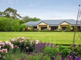 The Barn Accommodation: Mount Gambier şehrinde bir otel