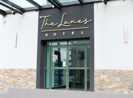 The Lanes Hotel, hotel in Tutong