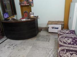 Goroomgo Sai Krishna Lodge Puri, hotel in Puri