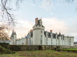 Dissay에 위치한 호텔 The Originals le Château de Dissay Poitiers