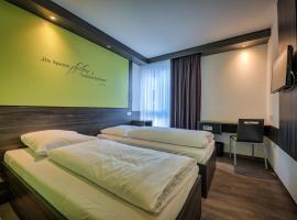 Economy-Hotel, отель в Ульме