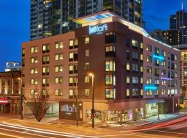 Aloft Denver Downtown, hotel near Coors Field, Denver