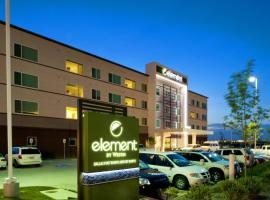 Element Dallas Forth Worth Airport North, hotel in Irving
