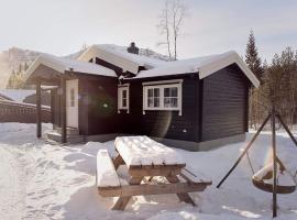 Fresh Familie Hytte Hemsedal, hotell i Hemsedal