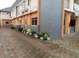 De Maria Inn & Hotels, hotel near Murtala Muhammed International Airport - LOS, Ikotun
