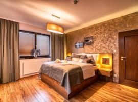 Apartman Lio, apartmán v Tatranskej Lomnici