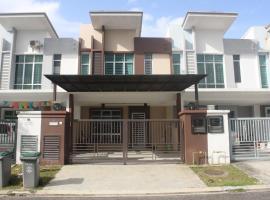 AB HOME 'First Suite' #PASIR GUDANG #Seri Alam #10 person, hotel di Pasir Gudang